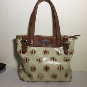 Fossil Bags - Fossil Key Per Fossil tote